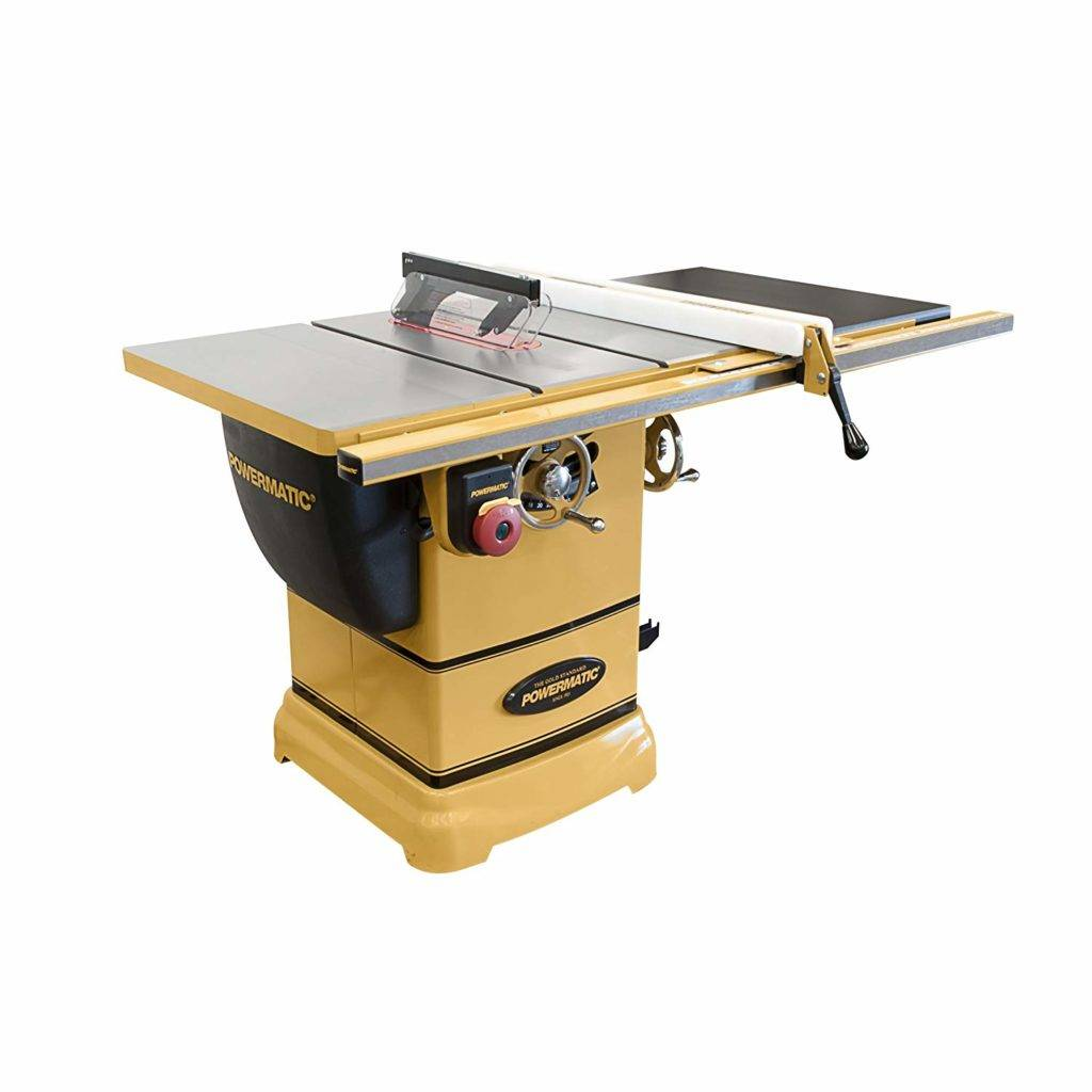 e. Powermatic PM1000 1791000K Table Saw 30-Inch Fence
