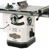 Shop Fox W1819 3HP 10-InchTable Saw Review