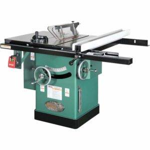 Grizzly G1023RL 3 HP Cabinet Table Saw Review