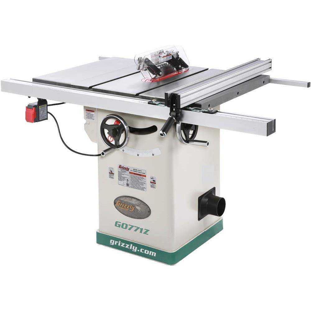 Grizzly G0771Z Hybrid Table Saw