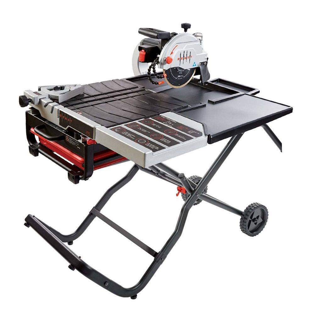 Lackmond Beast 7-inch Wet Tile Saw